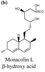 monacolin L beta-hydroxy acid