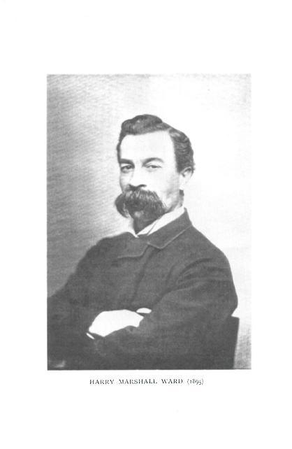 Harry Marshall Ward, 1854-1906