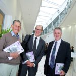 Sir Robert Boyd, Prof Keith Gull and Prof Nick Read