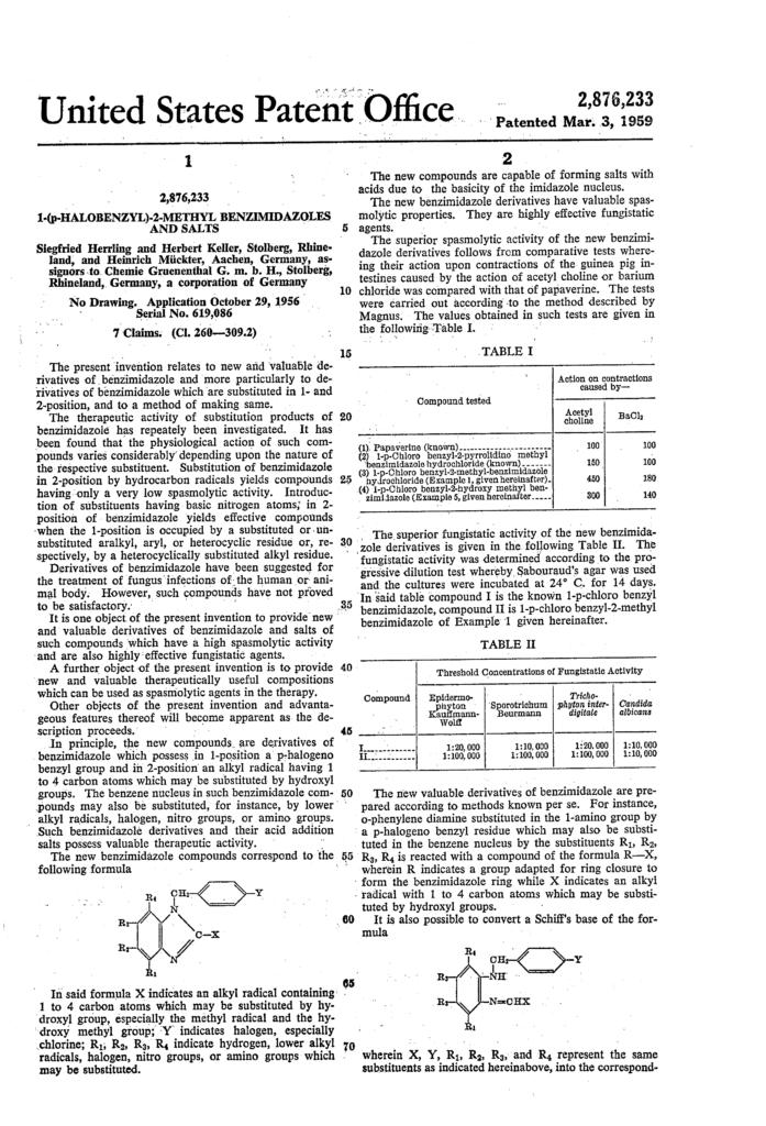 Chlormidazole