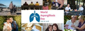 World Aspergillosis Day Feb 1st